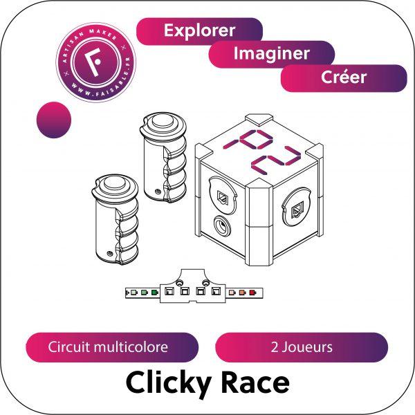 kit Clicky race